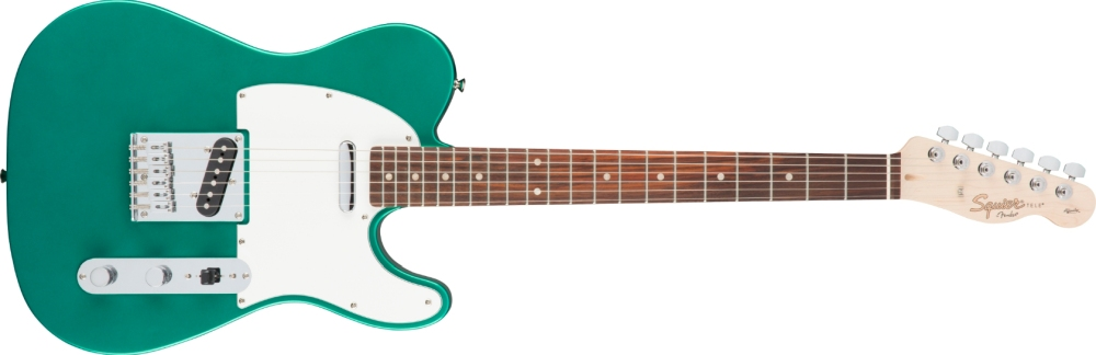 Squier Telecaster Affinity Race Green