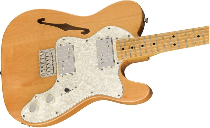 Telecaster Squier Classic Vibe 70 Thinline